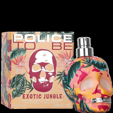 Police To Be Exotic Jungle Eau de Parfum (EdP)