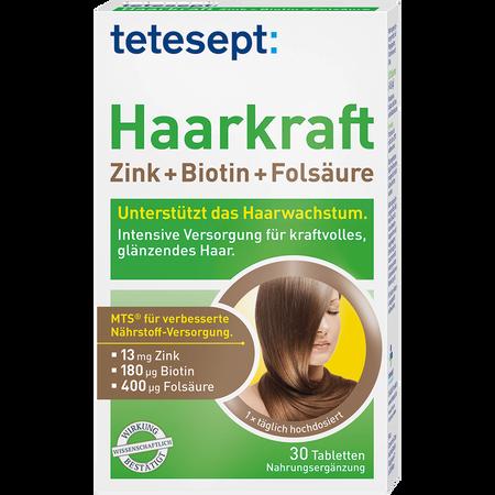 tetesept: Haarkraft Tabletten