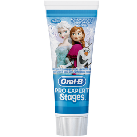 Oral-B Pro-Expert Stages Kinderzahncreme