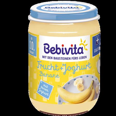 Bebivita Frucht & Joghurt Banane