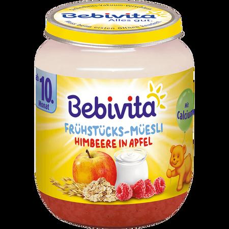 Bebivita Himbeere in Apfel