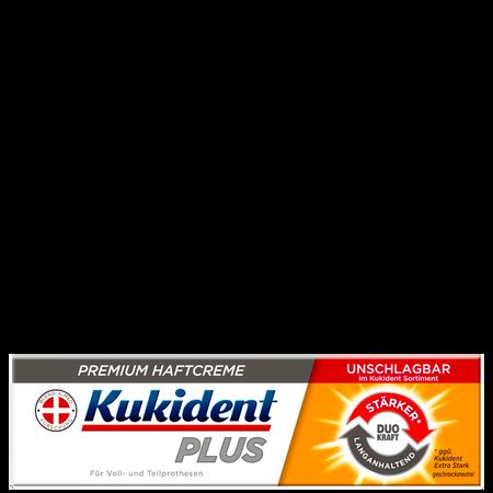Kukident Super-Haftcreme Duo Kraft