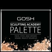 Bild: GOSH Sculpting Academy Palette
