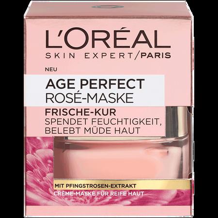 L'ORÉAL PARIS Skin Expert / Paris Age Perfect Rosé-Maske