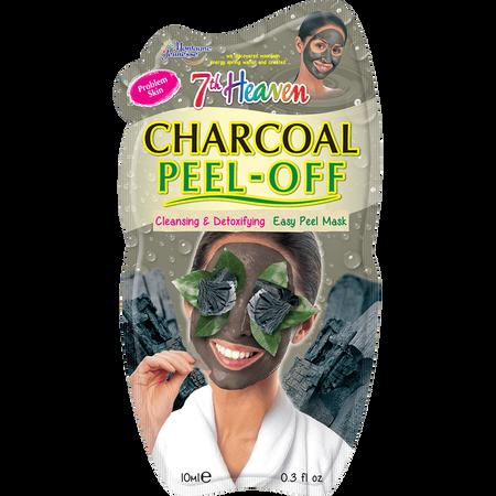 Montagne Jeunesse 7th Heaven Charcoal Peel-off Maske