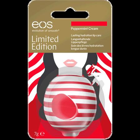 eos Lippenbalsam Peppermint Cream Limited Edition