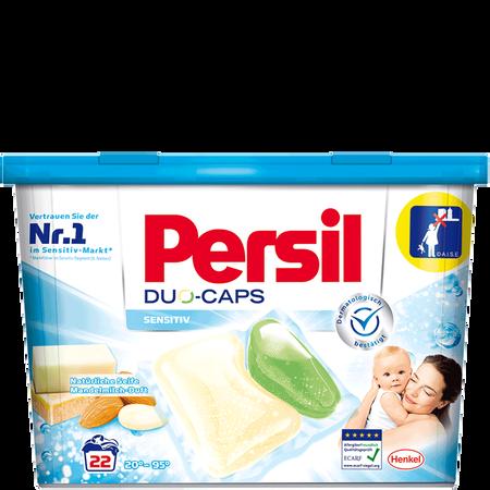 Persil Duo Caps Sensitiv