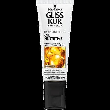 Schwarzkopf GLISS KUR Hair Repair Oil Nutritive Haarspitzenfluid