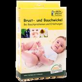 Bild: Grünspecht Brust- und Bauchwickel