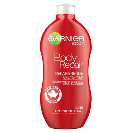 GARNIER BODY Body Repair Creme-Milk