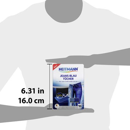 HEITMANN Jeans-Blau-Tücher