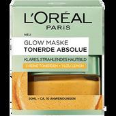 Bild: L'ORÉAL PARIS Skin Expert / Paris Glow Maske Tonerde Absolue