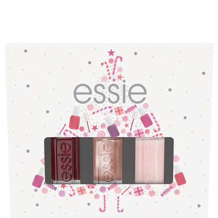 Essie Coffret Mini Trio