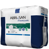 Bild: Abena Abri-San Premium 10 Einlagen