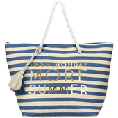 "Bild: LOOK BY BIPA Strandtasche ""Less Monday More Summer"""