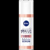 Bild: NIVEA Cellular Filler Elastizität & Kontur Anti-Pigmentflecken Serum