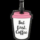 Bild: LOOK BY BIPA Kofferanhänger Kaffeebecher