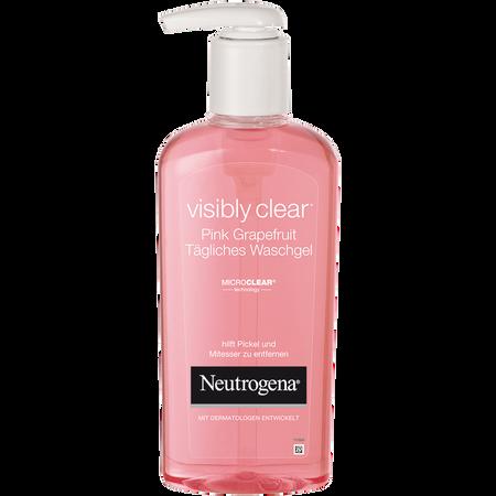 Neutrogena Visibly Clear Pink Grapefruit Waschgel