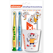 Bild: elmex Zahnpflege-Erstausstattung