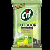 Bild: Cif Outdoor Reinigungstücher