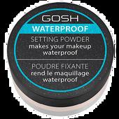 Bild: GOSH Waterproof Setting Powder