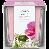 Bild: ipuro Duftkerze Essentials Flower Bowl