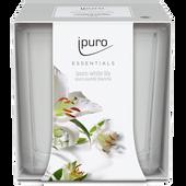 Bild: ipuro Duftkerze Essentials White Lily
