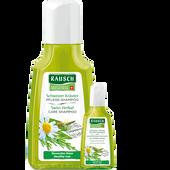 Bild: RAUSCH Schweizer Kräuter Pflege Shampoo