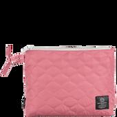 Bild: LOOK BY BIPA Miomojo Kosmetiktasche rosa groß
