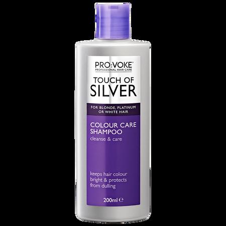 PRO:VOKE Touch of silver Colour Care Shampoo