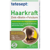 Bild: tetesept: Haarkraft Tabletten