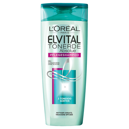 L'ORÉAL PARIS ELVITAL Tonerde Absolue Pflegeshampoo