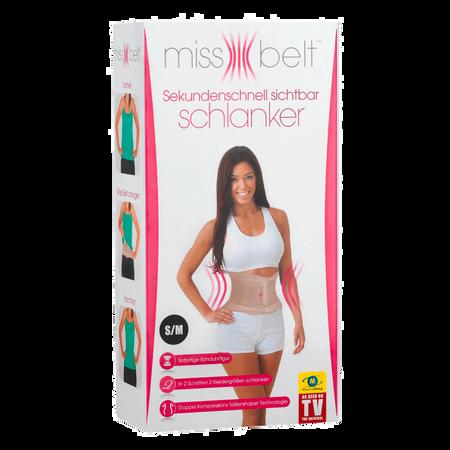 MediaShop Miss Belt Beige L-XL