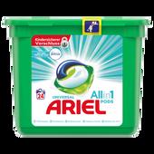 Bild: ARIEL All in 1 Pods Universal Vollwaschmittel mit Febreze