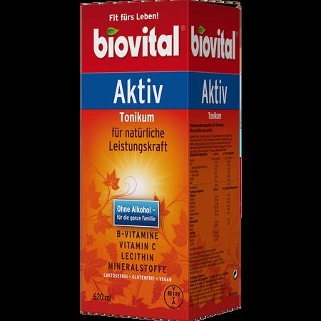 Biovital Aktiv Tonikum alkoholfrei