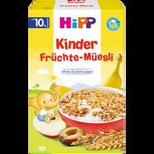 Bild: HiPP Kinder Früchte-Müsli