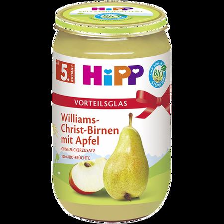 HiPP Williams-Christ-Birne mit Apfel