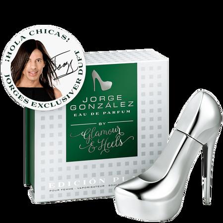 Jorge González Glamour & Heels Edicion Plata Eau de Parfum (EdP)