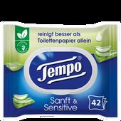 Bild: Tempo Feuchte Toilettentücher sanft & sensitiv