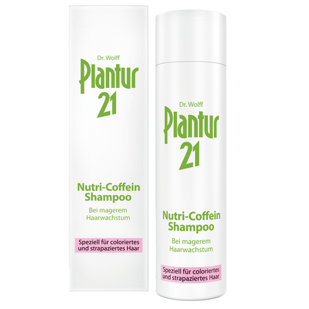 Plantur 21 Nutri-Coffein Shampoo Color