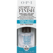Bild: O.P.I Start To Finish Base & Top Coat Formaldehyde Free Formula