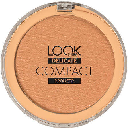 LOOK BY BIPA Delicate Compact Bronzer