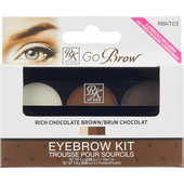 Bild: RK by Kiss Eyebrow Kit chocolatebrown