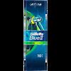 Bild: Gillette Blue II Plus Slalom Einwegrasierer