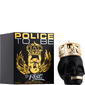 Bild: Police To Be the King Eau de Toilette (EdT) 75ml