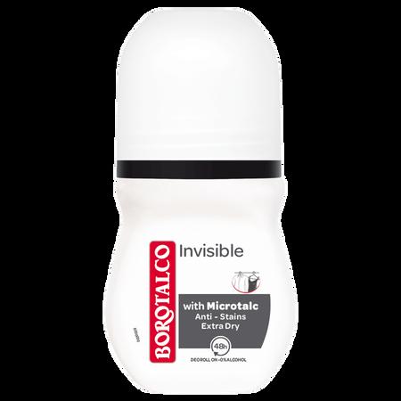 BOROTALCO Invisible Deo Roll-on