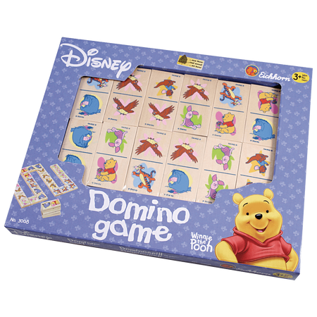 Winnie Pooh Domino