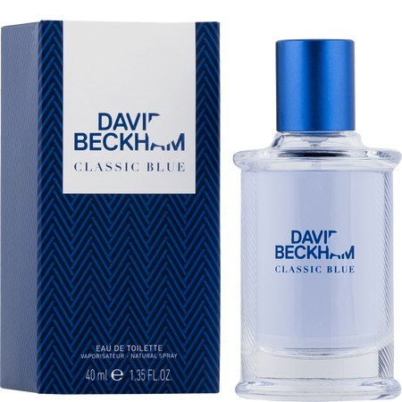 David Beckham Classic Blue Eau de Toilette (EdT)
