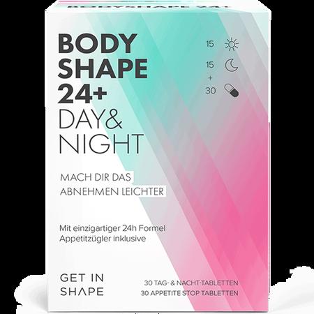 GET IN SHAPE Body Shape 24+ Day & Night