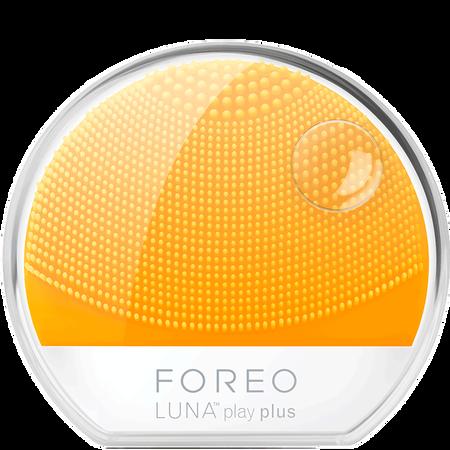 FOREO LUNA Play Plus Sunflower Yellow Gesichtsbürste